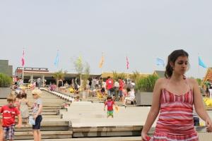 Urban Beach at NEMO- Renzo Piano