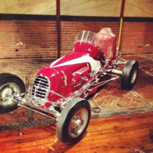 Midget Racing Car