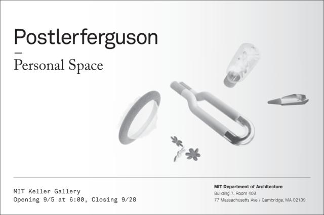Postlerferguson at the Keller Gallery through the end of September.