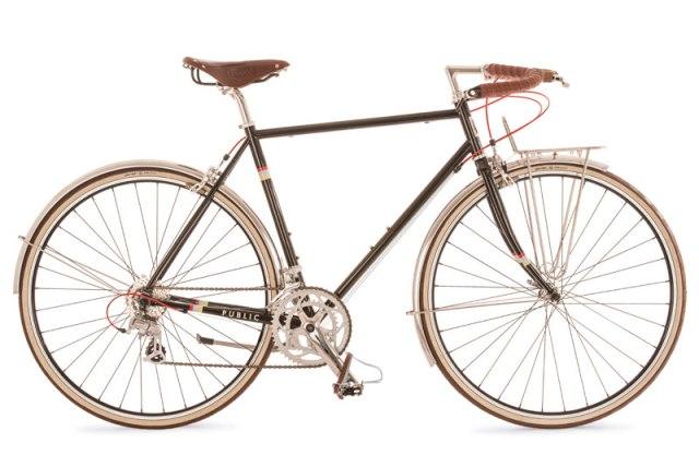 Public Road Bike - 16 Speed