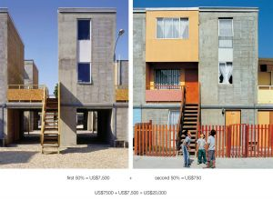 Alejandro Aravena and Elemental - Housing in Chile