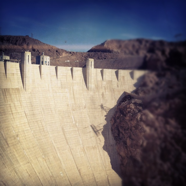 Hoover Dam, Nevada/Arizona, Colorado River