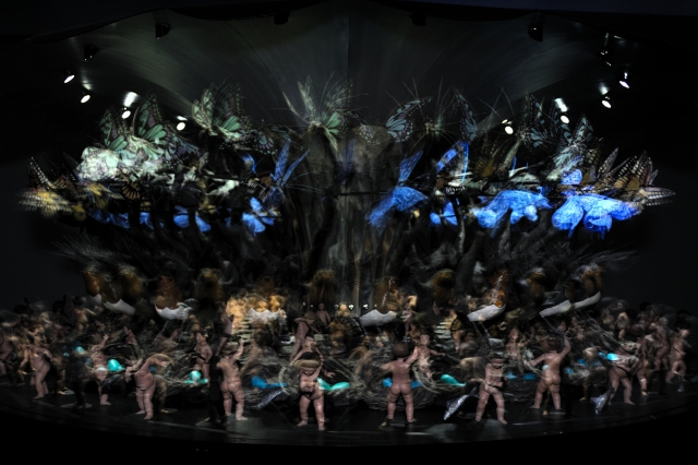 """The Garden of Unearthly Delights"" by Mat Collishaw"