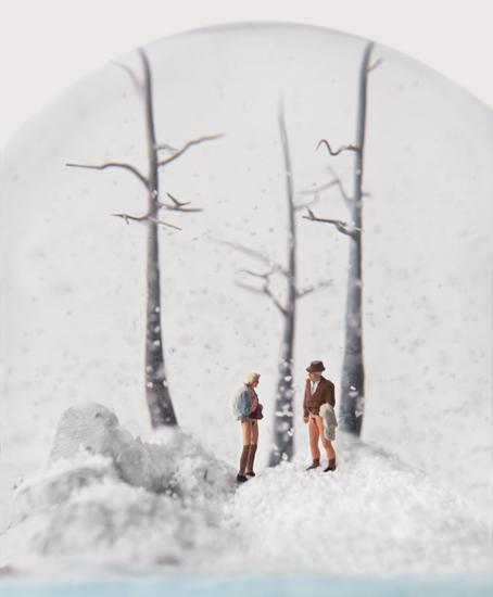 """Traveler 258"" by Walter Martin and Paloma Muñoz"