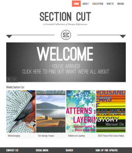 Image courtesy of Section Cut