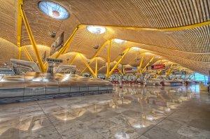 Barajas Airport_Madrid