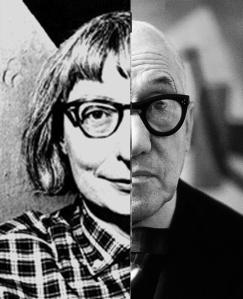 My split identity: Jane Jacobs + le Corbusier