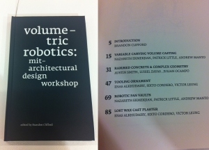 Volumetric Robotics 2