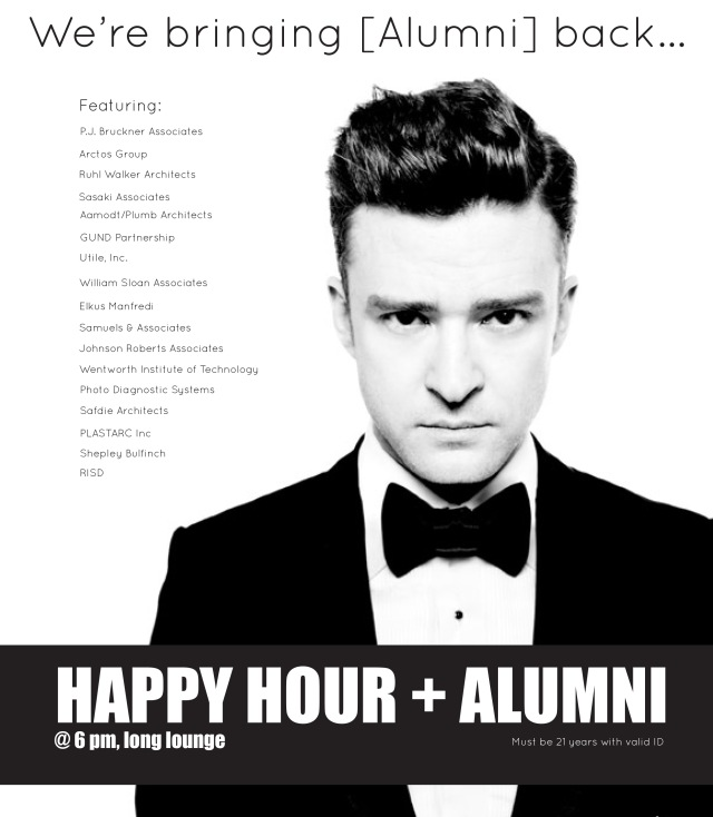 Happy Hour Alumni 2