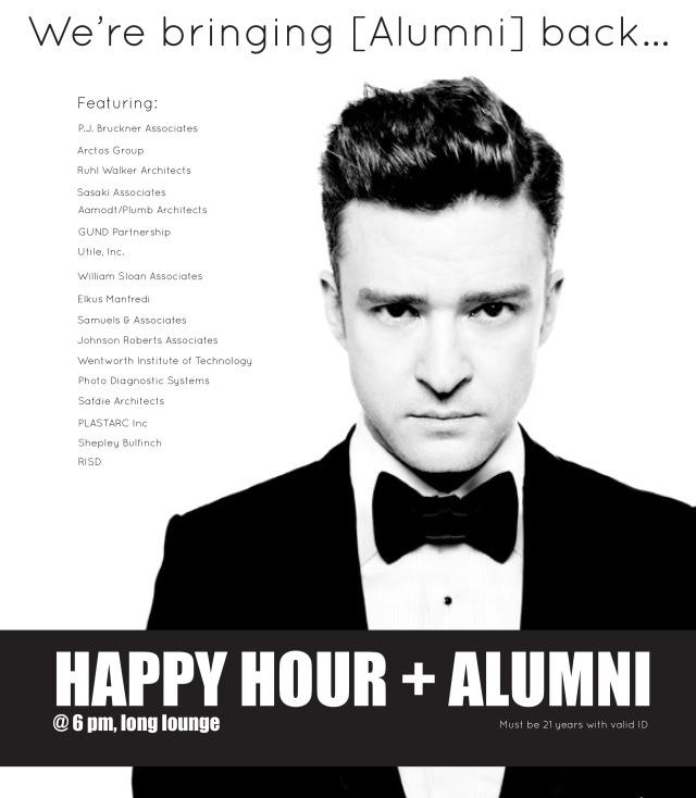 Happy Hour Alumni 2