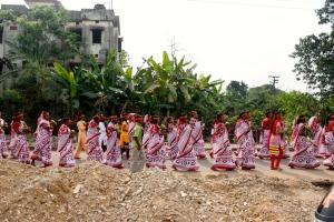 Religious procession, Cuttack