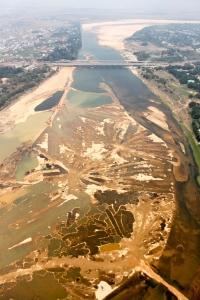 Sand Mining, Orissa