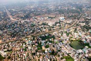 Bhubaneswar, Orissa's capital