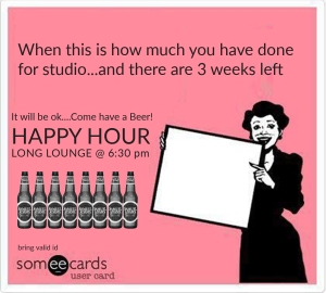 Someecard Happy hour 2